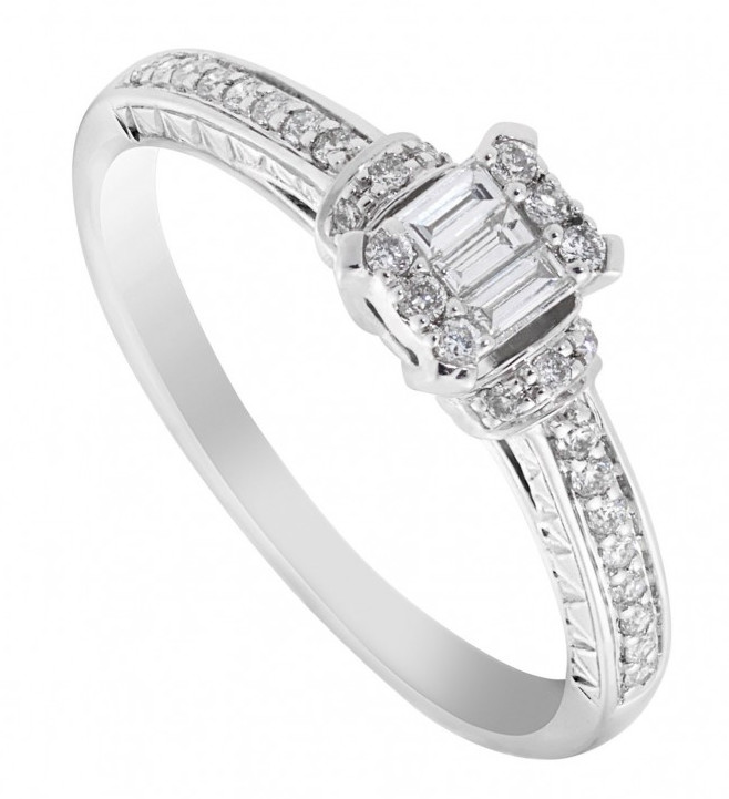 Up To 31% Off Selected Diamond Rings!