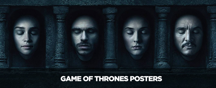 Who doesn't need a map of Westeros? Shop our Game of Thrones posters here.