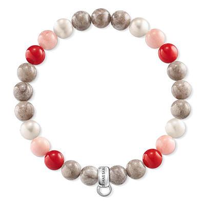 Thomas Sabo Multi Stone Bracelet Small - £23.95
