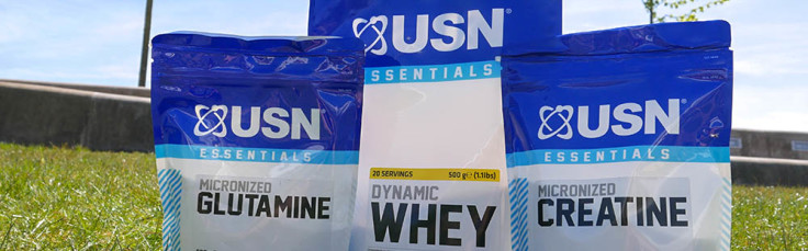 Get 20% off USN Essentials range!