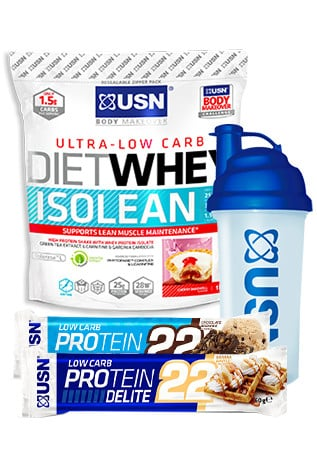 Save more with USN and achieve your summer body with our WEIGHT LOSS BUNDLE