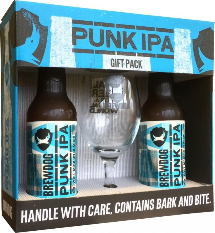BrewDog - Punk IPA Gift Pack available for just £7