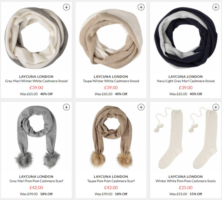 Get up to 73% off Laycuna London Products