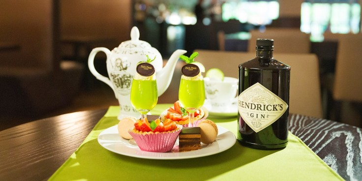 For £49, you and a friend can get a Hendrick's G & Tea afternoon tea and use of the spa facilities