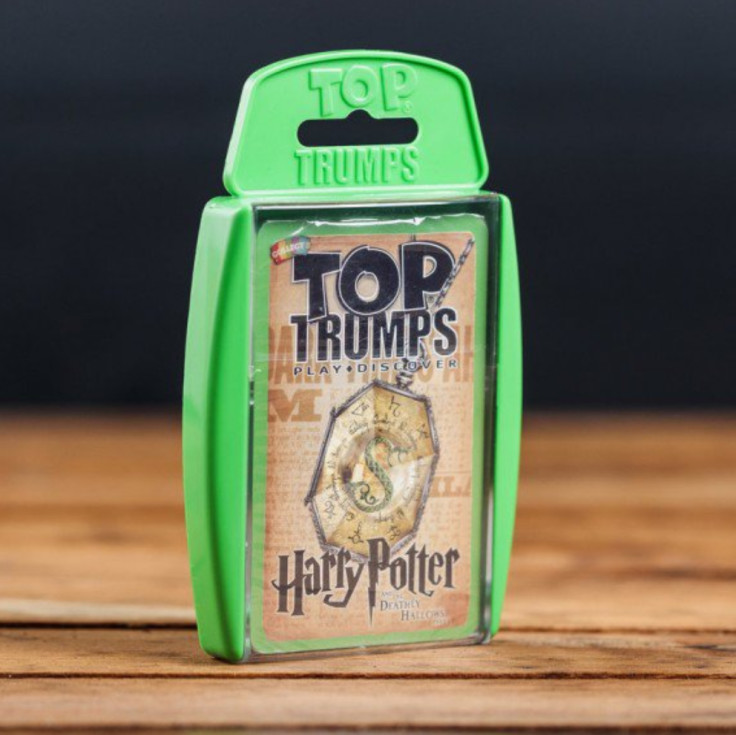 HARRY POTTER TOP TRUMPS - DEATHLY HALLOW PART 1 - Available for just £5