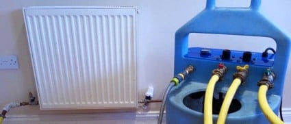 Heating power flush only £199