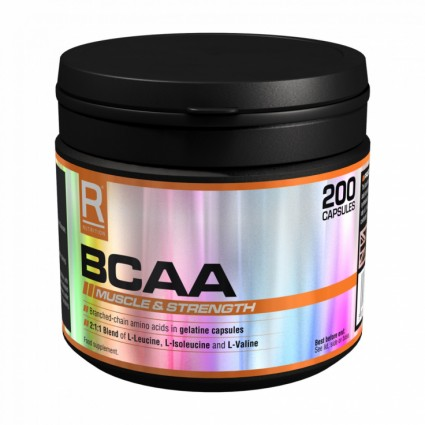REFLEX BCAAS - ONLY £9.99 - SAVE £14.00