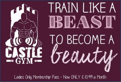 Ladies Only Membership Pass - Now ONLY £10.99 a Month