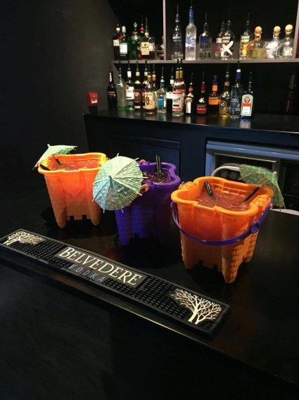 Grab these tasty castle cocktail buckets at Tuned tonight!! Yours for just £5.