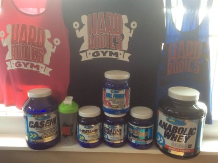 Win £195 Supplements