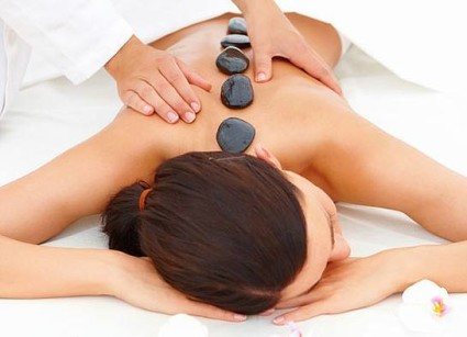 Now offering Hot Stone Massage.
