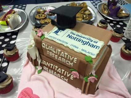 10% off Graduation Cakes