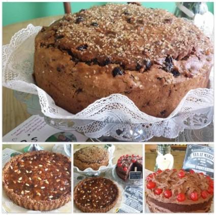 Vegan and Gluten Free Cakes