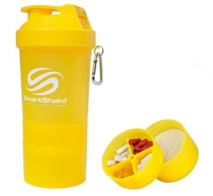 SMARTSHAKE PROTEIN SHAKER - NEON EDITIONS - RRP £9.99 - NOW ONLY £6.99