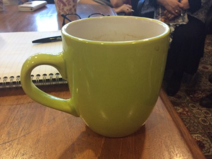 FREE Green Mug
