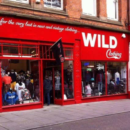 Wild is 33 Today, Come and help us celebrate on this dual Wild Clothing/Record Store Day.