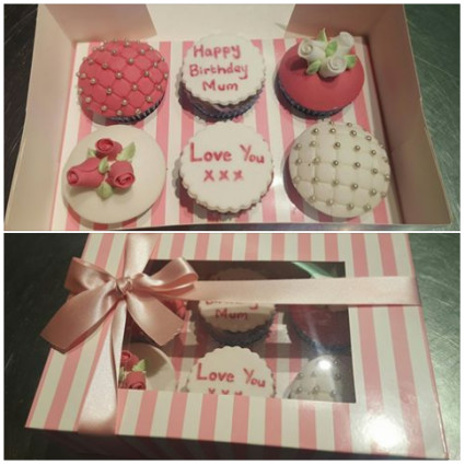 Beautiful Cupcakes for your Loved Ones - Only at Cake City